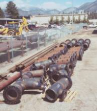pipeline fabrication